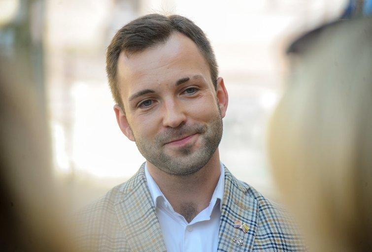 Tomas Vytautas Raskevičius (Fotodiena/ Viltė Domkutė)