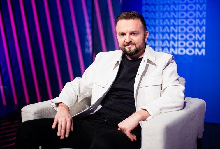 Stanislavas Stavickis-Stano (J. Stecevičiaus LRT nuotr.)