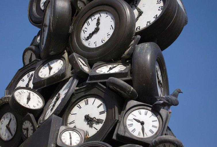 Laikrodžiai (nuotr. SCANPIX)