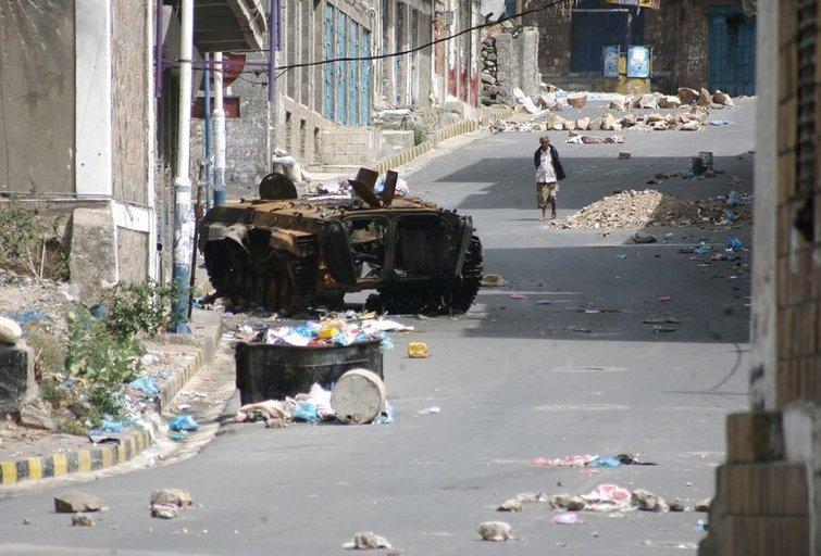 Karas ir chaosas Jemene (nuotr. SCANPIX)