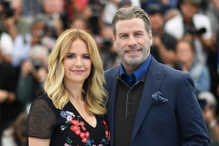 Kelly Preston ir John Travolta (nuotr. SCANPIX)