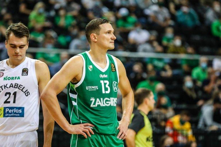 Paulius Jankūnas. (Teodoras Biliūnas/Fotobankas)
