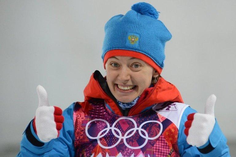 Olga Vilukhina. (nuotr. SCANPIX)