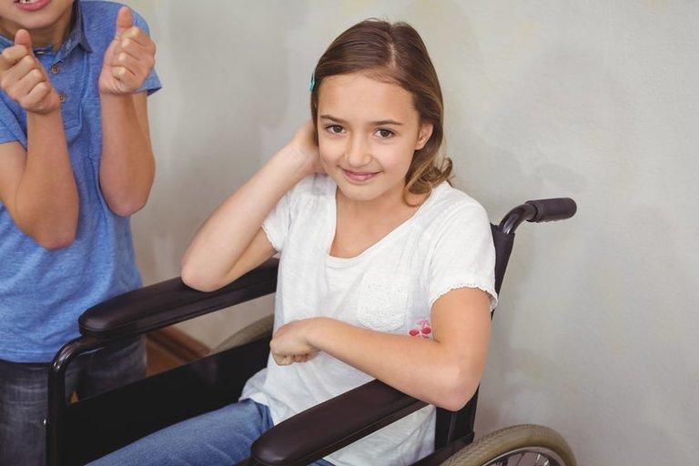 Mergaitė (nuotr. 123rf.com)