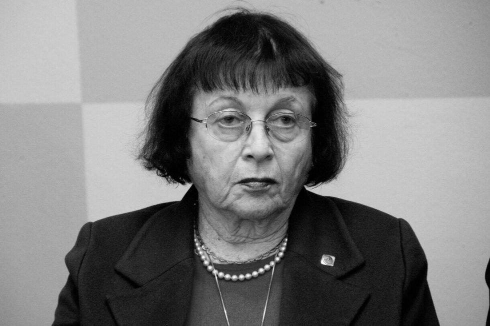 Irena Veisaitė (nuotr. Fotodiena)