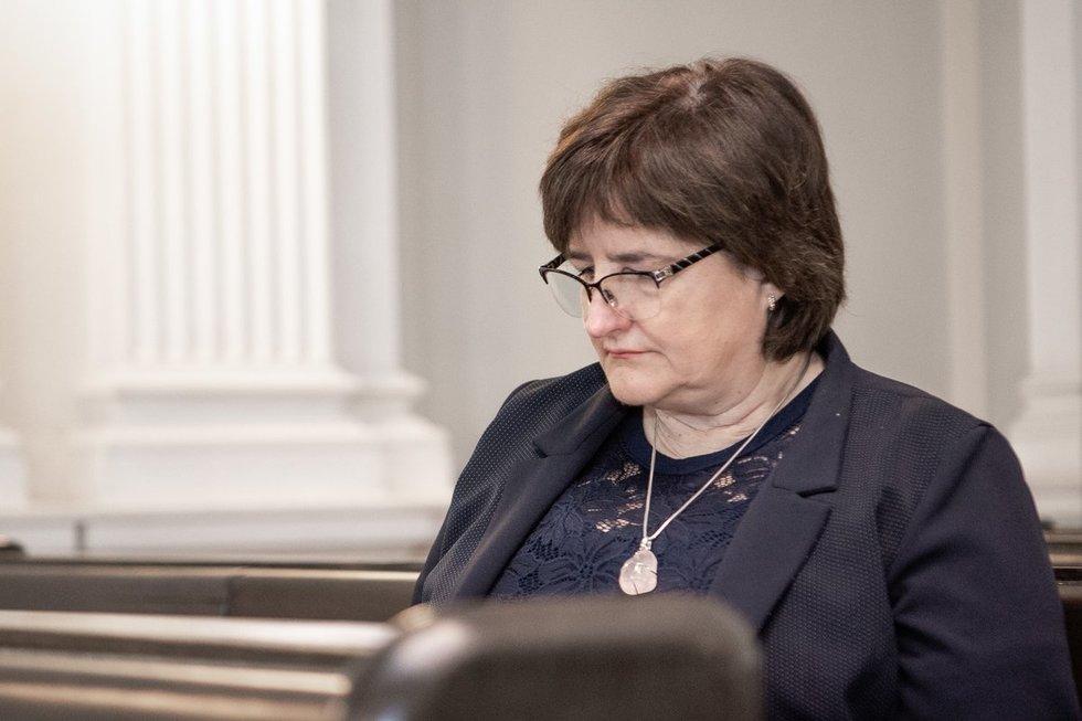 """Iš politikos pasitraukusi Graužinienė nutraukė tylą – liudijo """"MG Baltic"""" byloje"""