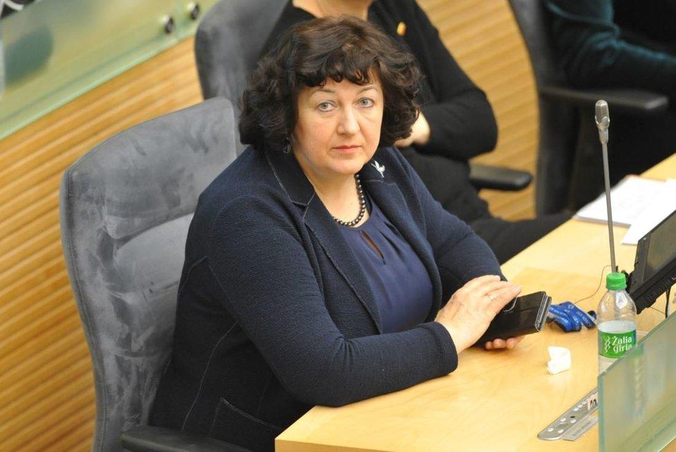 Laimutė Matkevičienė (nuotr. Fotodiena / Rokas Lukoševičius)