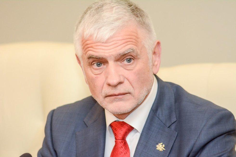 Bronius Markauskas (Fotodiena nuotr.)