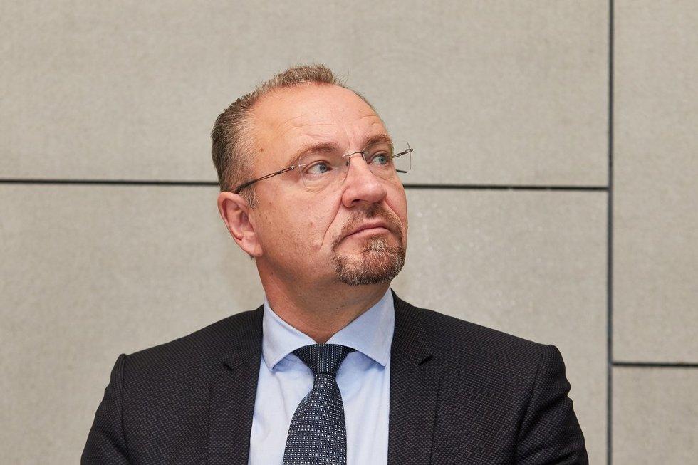 Lietuvos aludarių gildijos prezidentas Saulius Galadauskas (nuotr. Tv3.lt/Ruslano Kondratjevo)