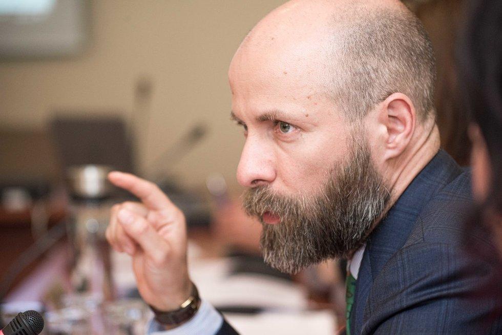 Andrius Romanovskis (Arnas Strumila/ Foto diena nuotr.)