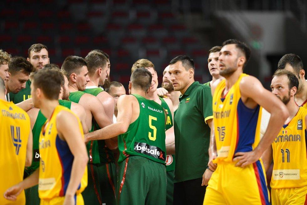 Lietuva – Rumunija
