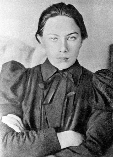 Nadežda Krupskaja (Lenino žmona)