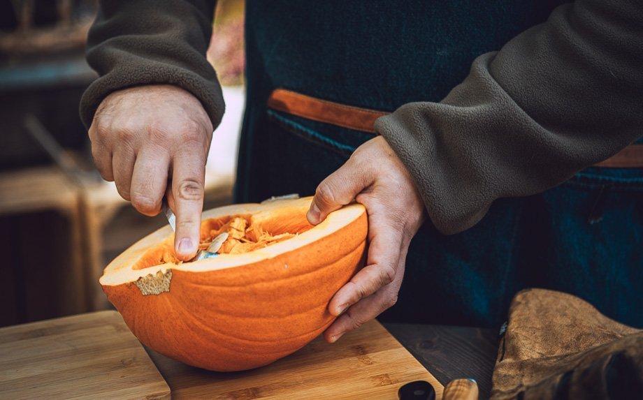 Moliūgai – kaip skaniai paruošti (nuotr. Dovilė Ramaškaitė)