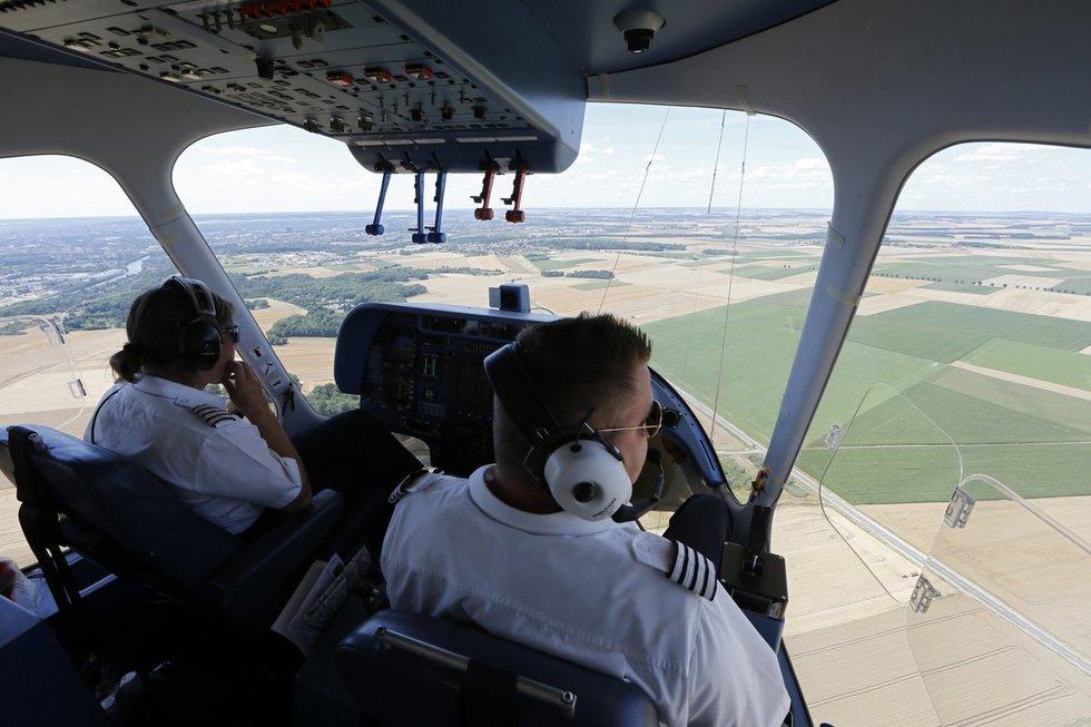 """""""Boeing 737"""" katastrofa: pilotai skundėsi lėktuvu"""