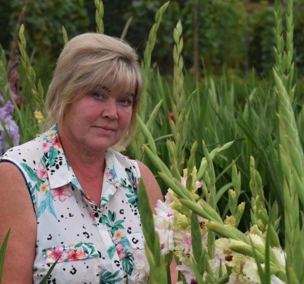 Buvusi policijos pareigūnė Daiva Macijauskaitė garsėja arbūzų, vynuogių ir gėlių auginimu