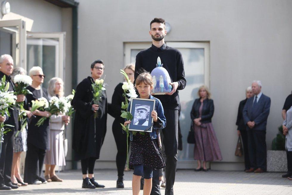 """Kovą su liga pralaimėjo Marčėnaitės tėtis: paskutinį """"sudie"""" taria šeima (nuotr. Aliaus Koroliovo)"""