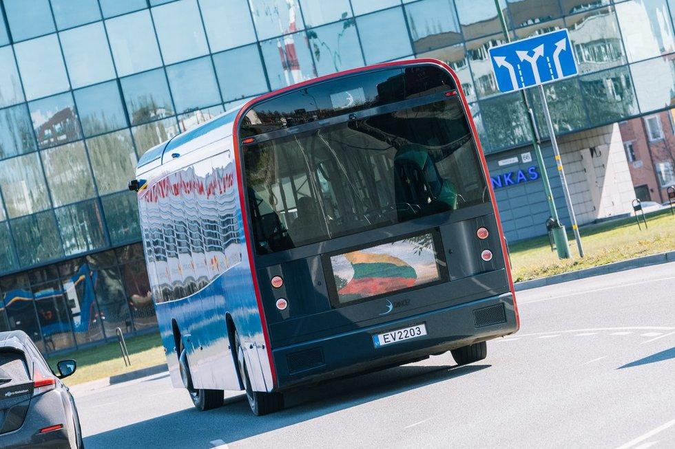 """Dancer Bus"""