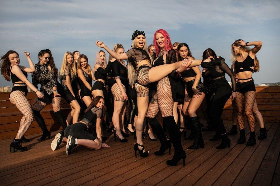 Kristinos šokių kolektyvas