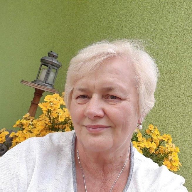 Psichikos sveikatos centro Psichosocialinės reabilitacijos skyriaus vadovė Ona Davidonienė. Asmeninio archyvo nuotr.