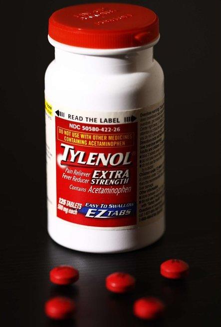 """Tylenol""  (nuotr. Vida Press)"