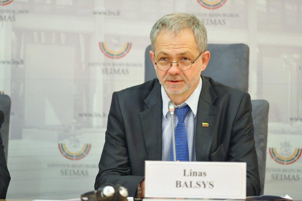 Linas Balsys (nuotr. Fotodiena.lt)