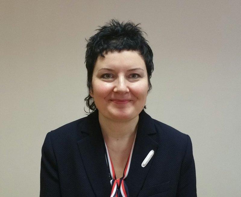 Lina Jaruševičienė (nuotr. SAM)