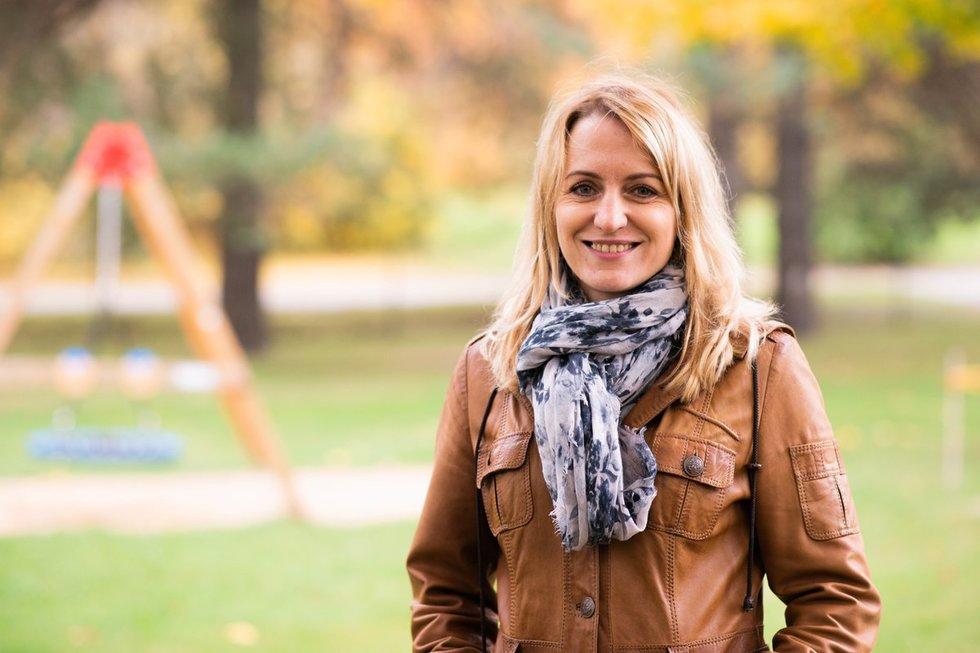 Centro vadovė Renata Rimdžiuvienė