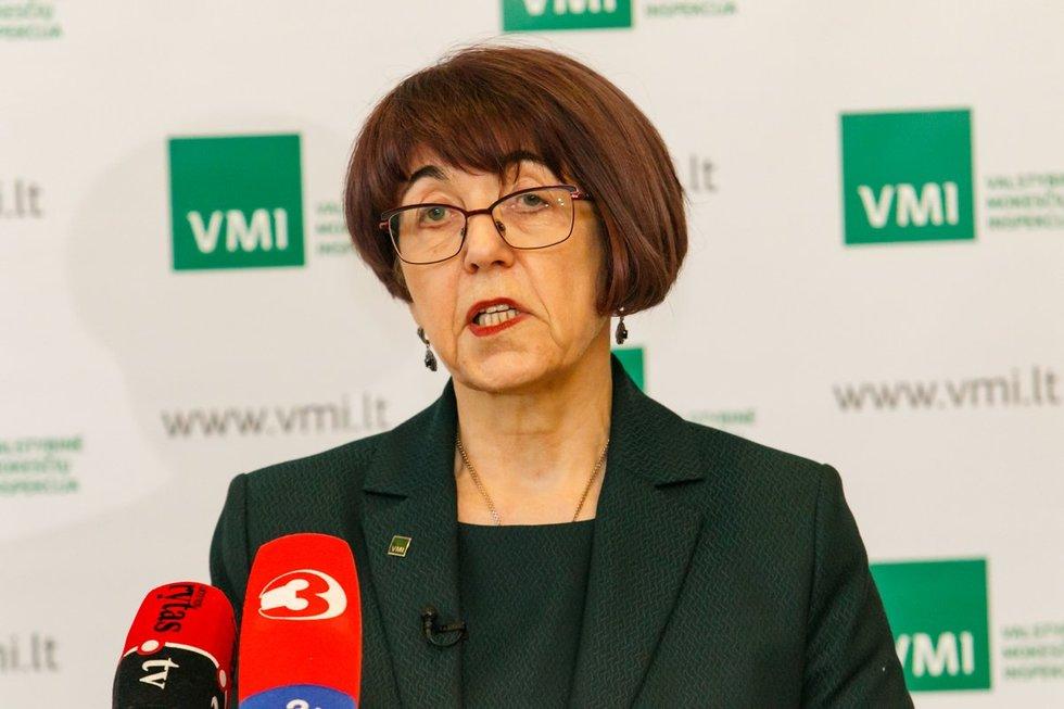 Stasė Aliukonytė-Šnirienė (nuotr. Tv3.lt/Ruslano Kondratjevo)