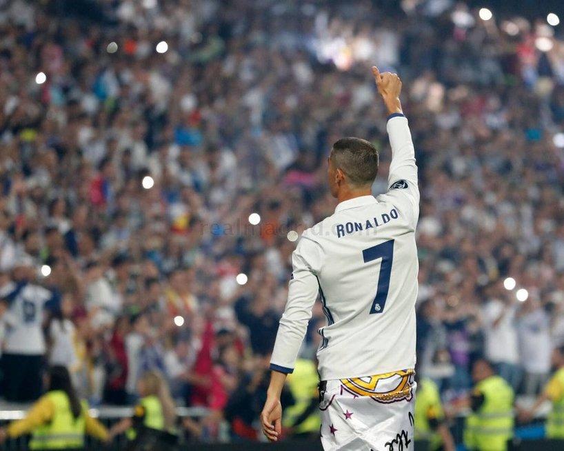 C. Ronaldo Ispanijoje (nuotr. YouTube)