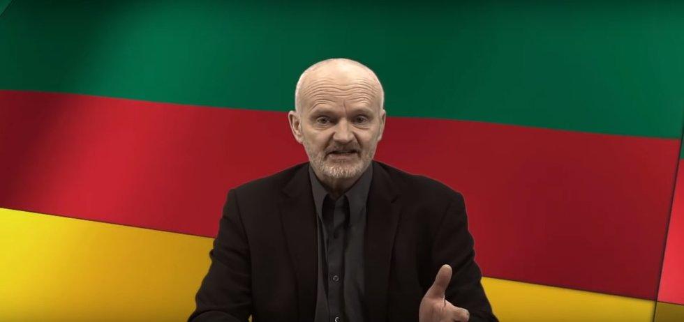 Kazimieras Juraitis (nuotr. stop kadras)