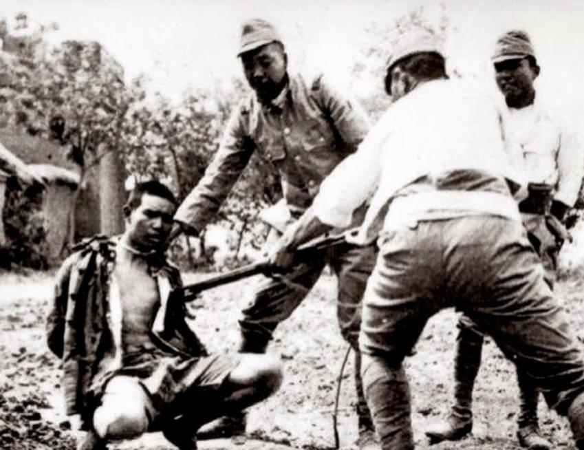 Nankino skerdynės: nusikaltimai buvo tokie žiaurūs, kad varė į depresiją net generolą (Wikimedia Commons nuotr. )
