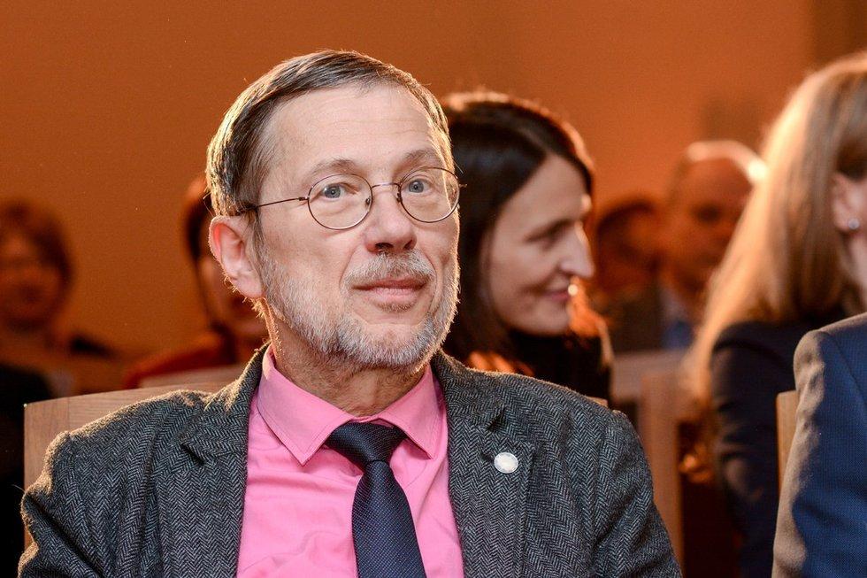 Liudas Mažylis (nuotr. Fotodiena.lt)