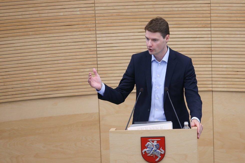 Mykolas Majauskas  (Fotodiena nuotr.)