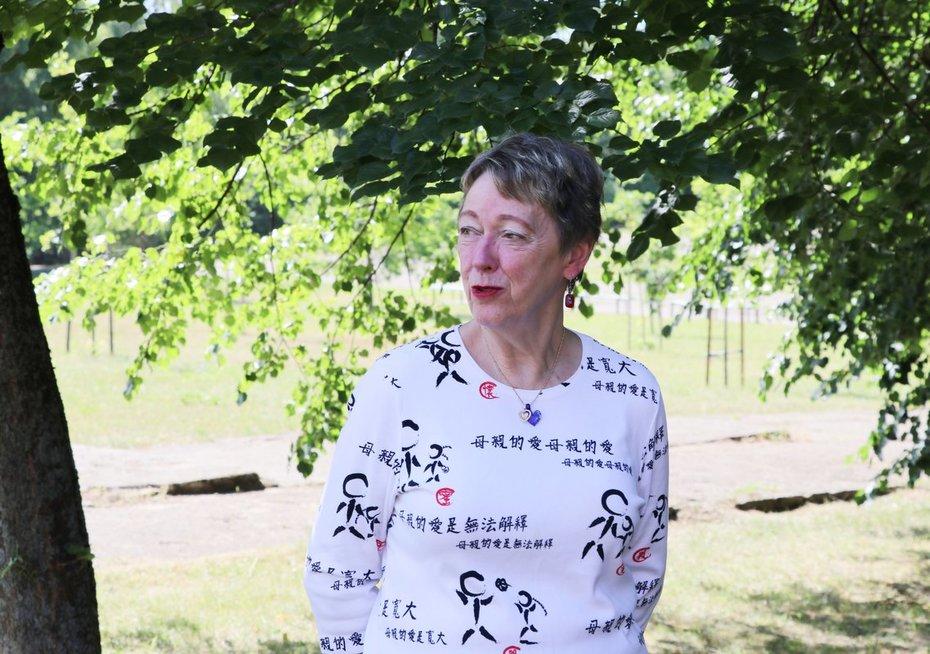 Rūta Grigienė tikisi būti naudinga ir Lietuvoje. Sigitos Inčiūrienės nuotr.