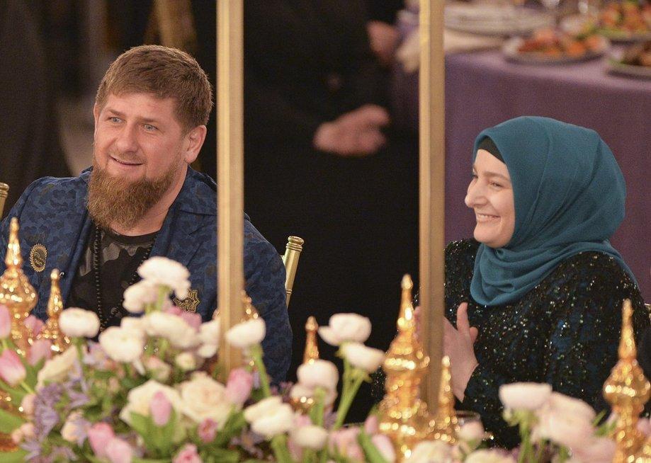 Ramzanas ir Medni Kadyrovai