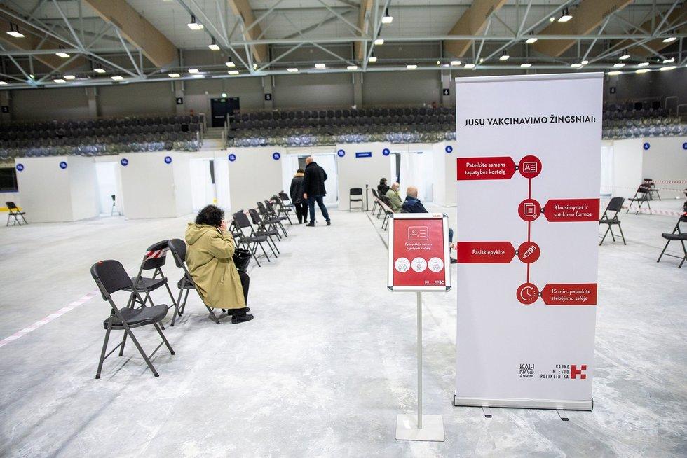 Vakcinacija Kaune