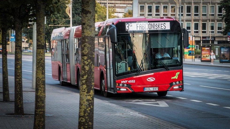 Sostinėje – eismo ribojimai ir viešojo transporto pakeitimai