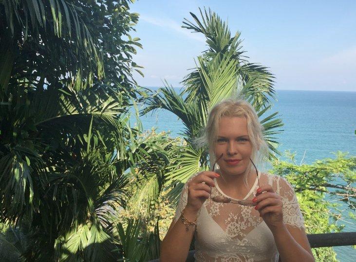 Dorota Dovda (nuotr. Organizatorių)