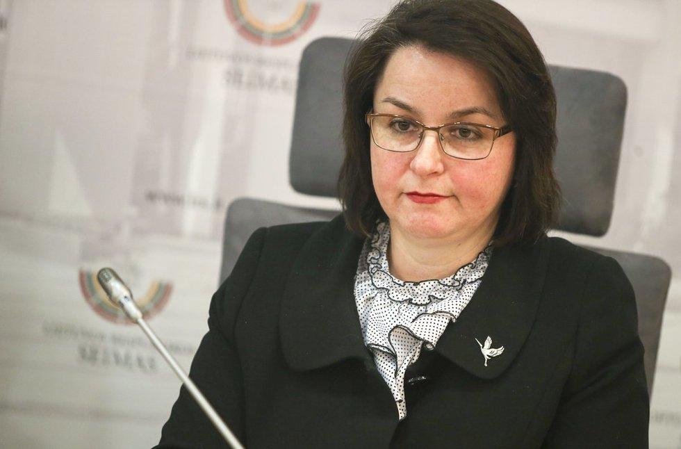 Guoda Burokienė (Fotodiena nuotr.)