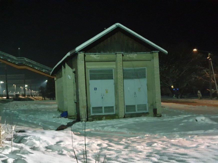 Aukštuosiuose Paneriuose rastas sušalęs benamis