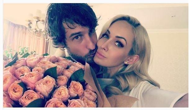 Oksana ir Simas Jasaičiai (nuotr. Instagram)
