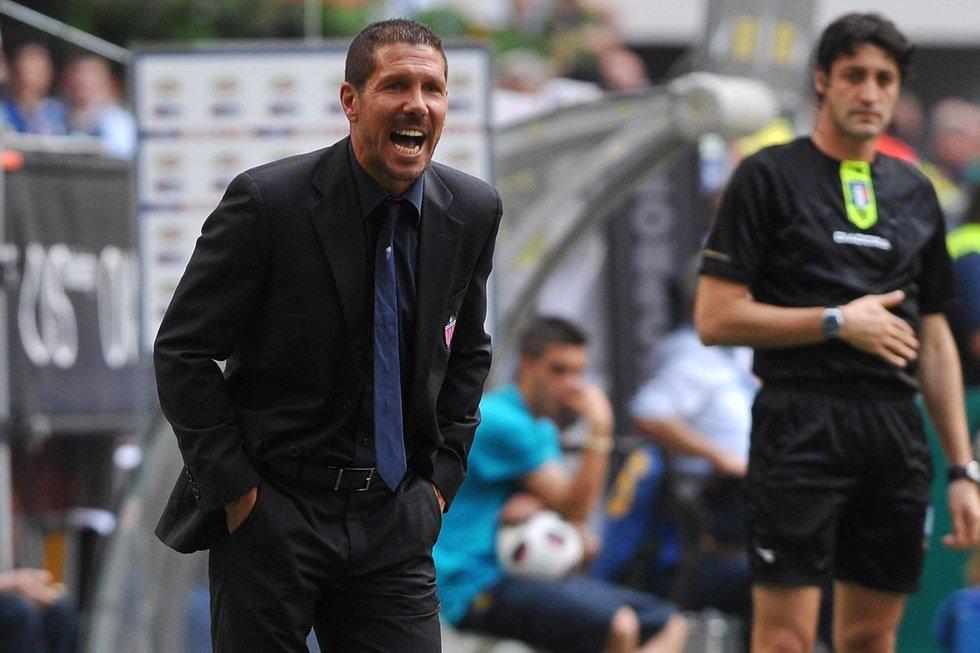 Diego Simeone (nuotr. SCANPIX)