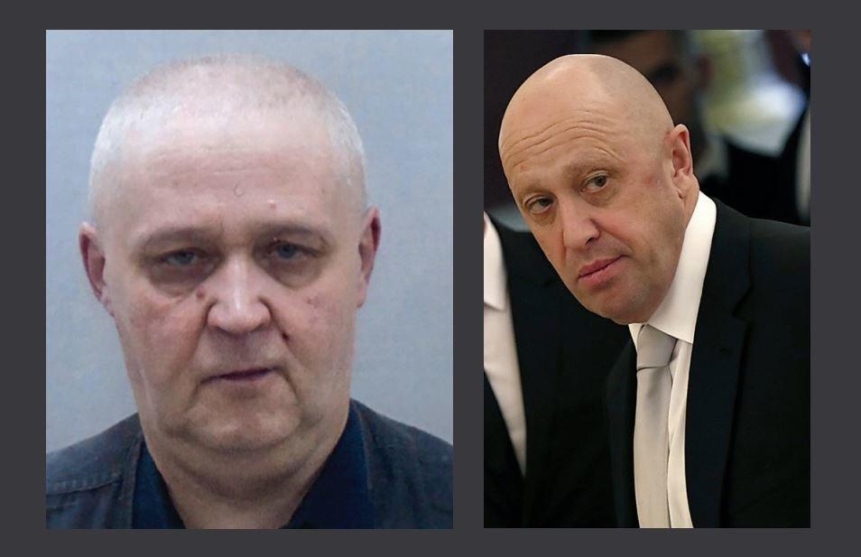 J. Prigožinas ir jo antrininkas  Reuters / Scanpix nuotrauka)