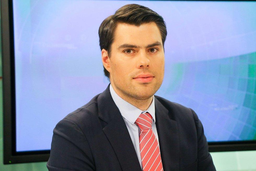Arnoldas Antanavičius (nuotr. Tv3.lt/Ruslano Kondratjevo)