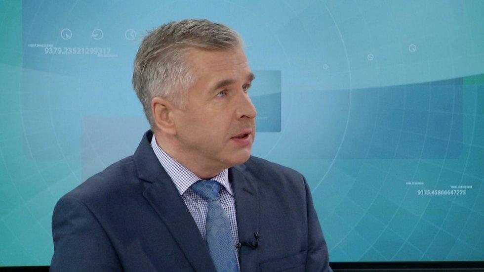 Klimatologas prof. Arūnas Bukantis