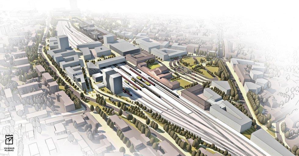 Vilniaus stočių modernizacija (nuotr. bendrovės)