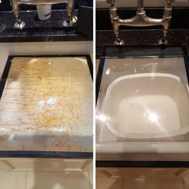 Namų valymas (nuotr. facebook.com)