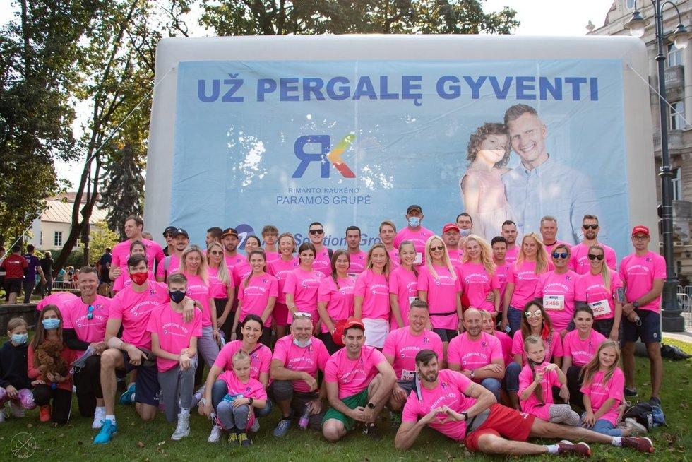 Danske Bank Vilniaus maratono akimirkos (LXM media)
