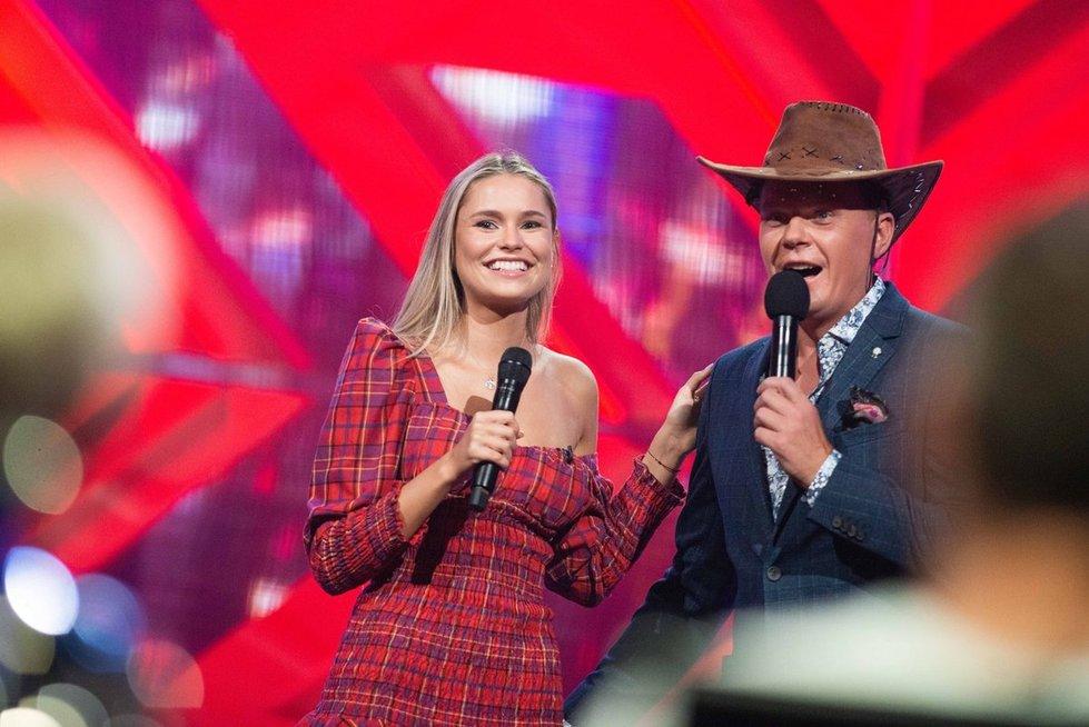 Dijora Petrikonytė ir Mindaugas Stasiulis