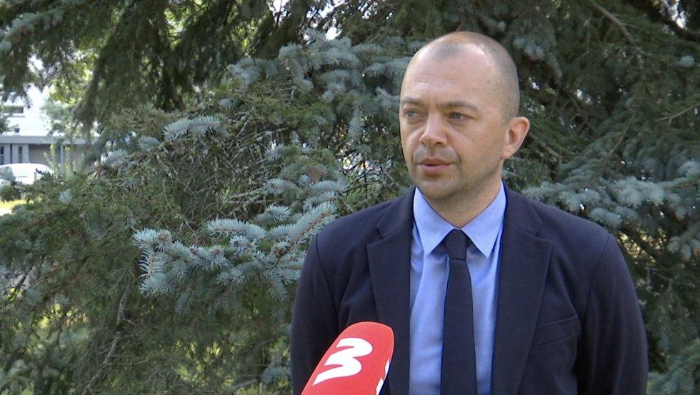 Politologas Vytis Jurkonis